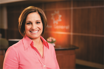 Mary Lou Retton New Face, Voice of Mon General Hospital